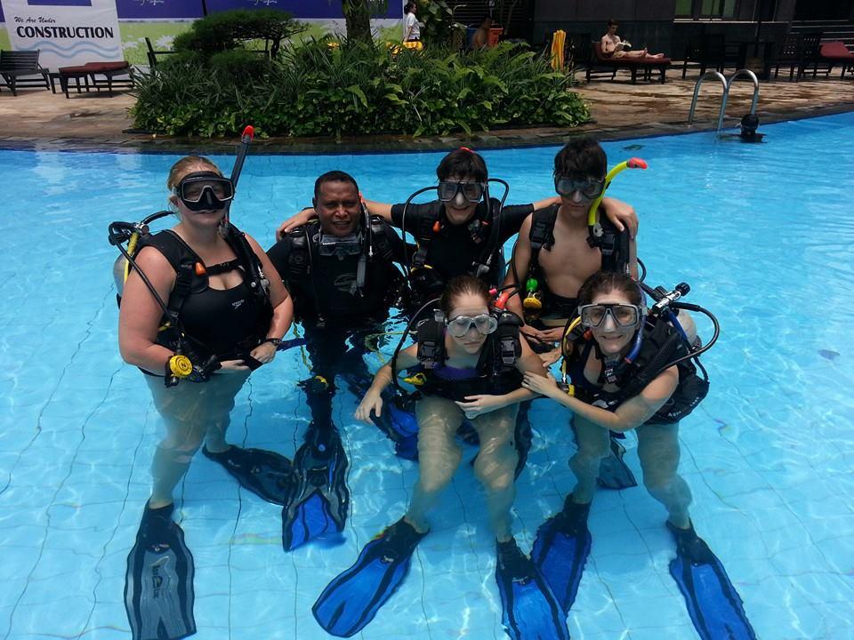 Dive Course