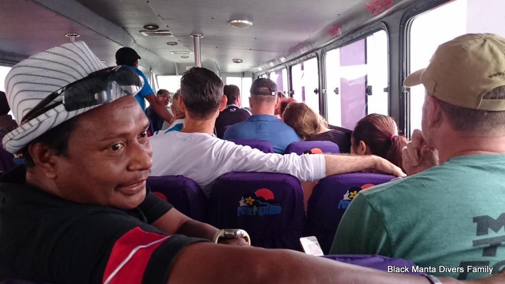Next stop Putri Island