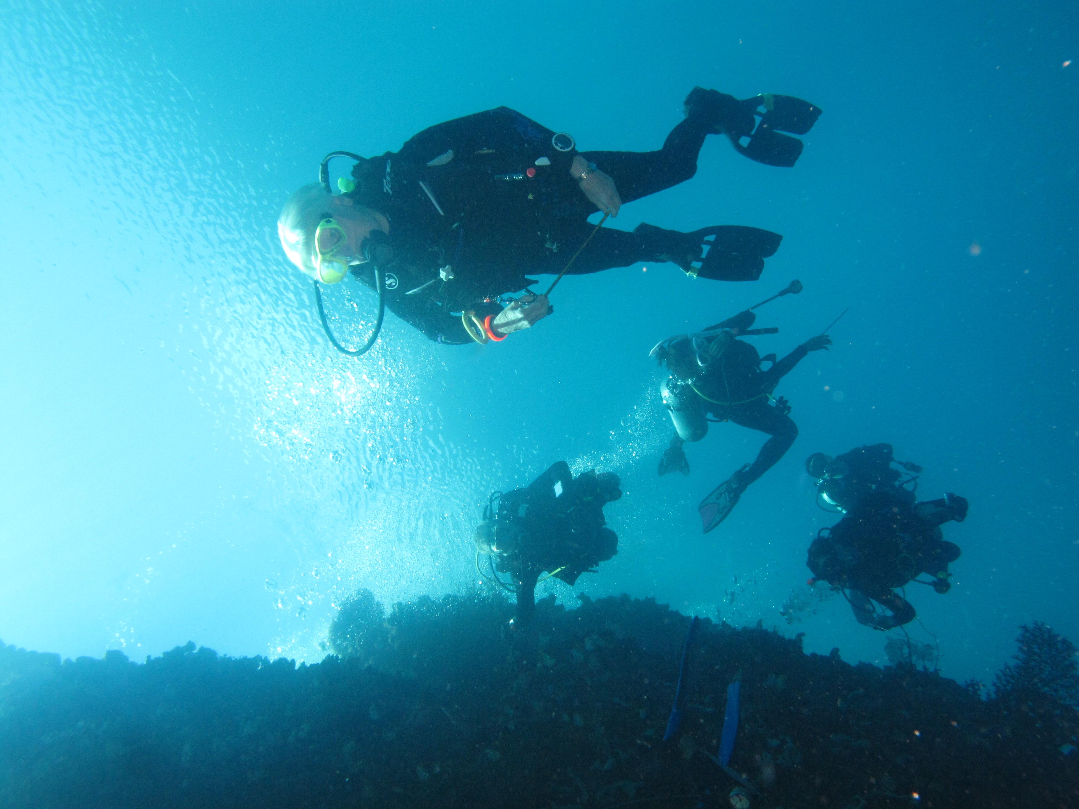 Recreational Dive