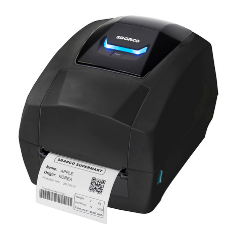 GT4 203點桌上型標籤印表機