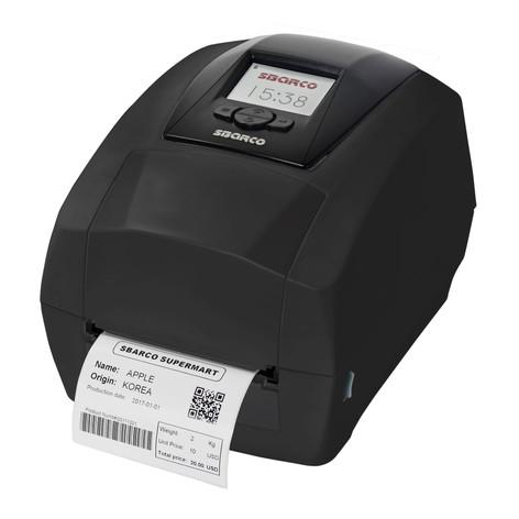 GT4i 300點桌上型標籤印表機
