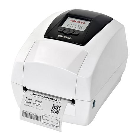 T4C 203點桌上型標籤印表機