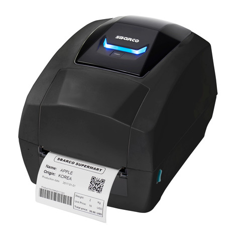 GT4 300點桌上型標籤印表機