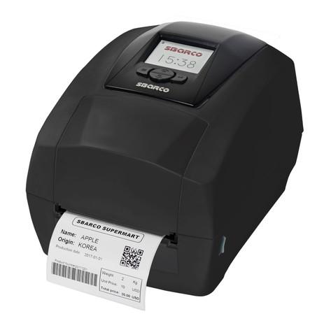 GT4i 203點桌上型標籤印表機