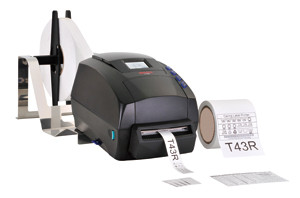 T43R+ 300點水洗標標籤機