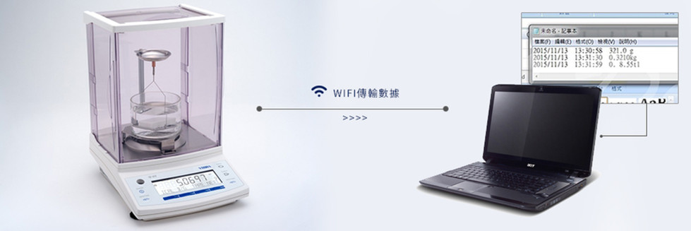 Wifi無線數據傳輸