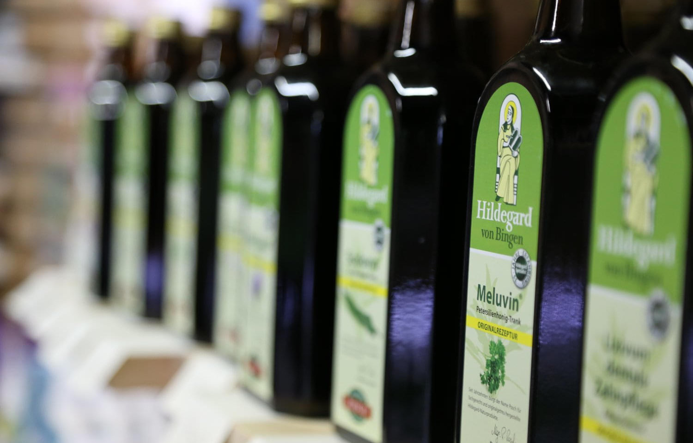 Petersilienhonig-Trank nach Originalrezeptur