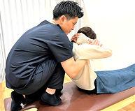 四条大宮のsky鍼灸整骨院 背骨・骨盤整体