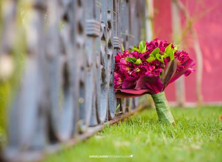 24 inspirações de buquês para noivas