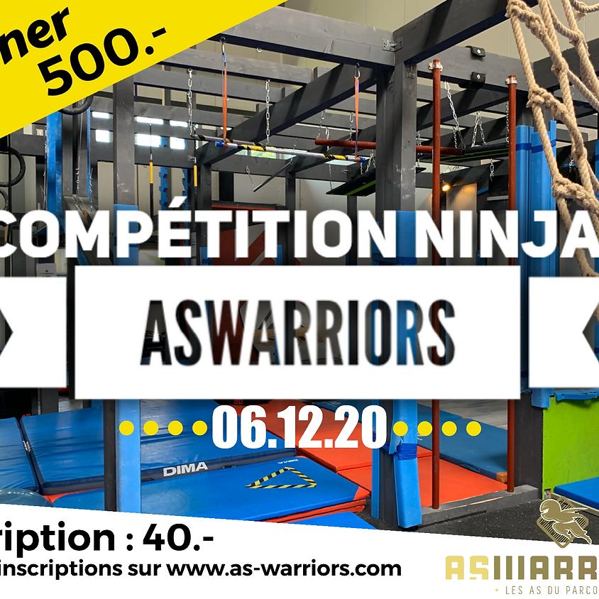 Compétition The Best Ninja AsWarriors