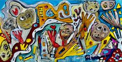 LA STORIA DEL VILLAGGIO FELICE DI MARCK ART, 2020
