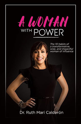 A Woman With Power (Hardcover Edition)