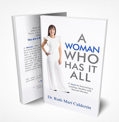 A Woman Who Has It All (Paperback Edition)