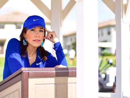 Más para el pueblo, más para los tuyos. Dra. Ruth Calderón dando la milla extra.