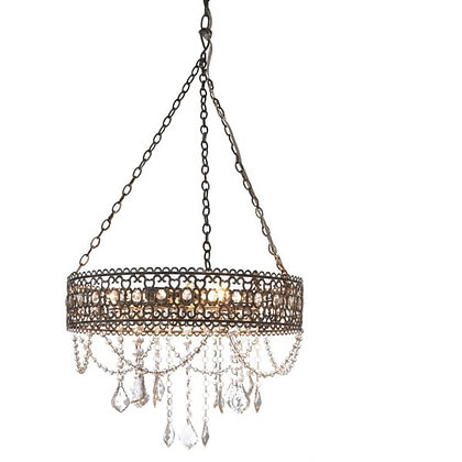 Filligree French Chandelier
