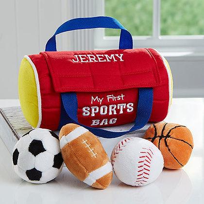 My First Sports Bag by GUND