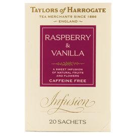 Raspberry and Vanilla Tea