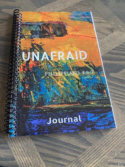 UNAFRAID Journal