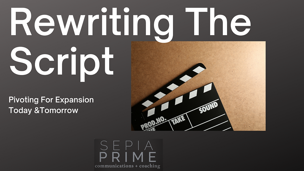 Re-Writing The Script is a team coaching program.  Contact us for more information.