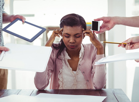 One Reason Brilliant Women Fail:  A Lack of Balance