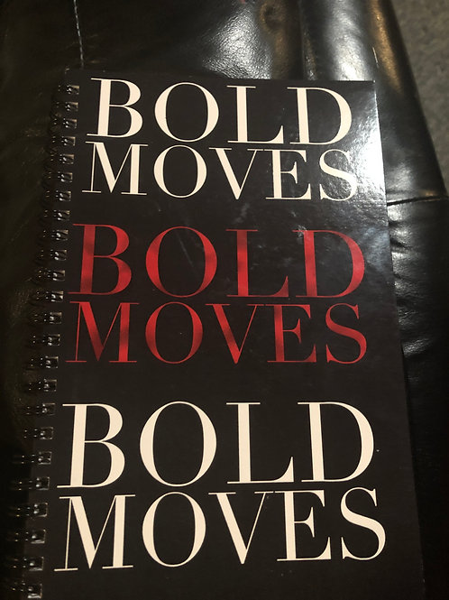 The BOLD Moves Journal