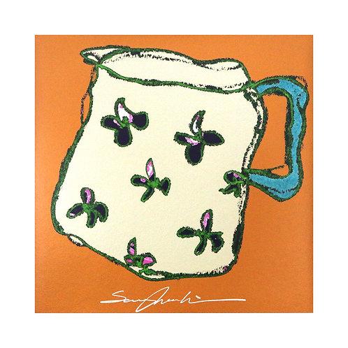 Afternoon tea series - Milk jar 2
