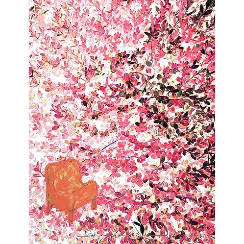Garden series - 무릉도원 (The Peach Blossom Land)