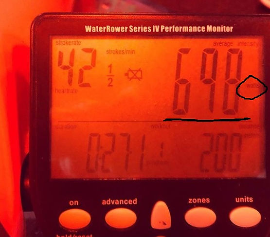 Watts vs  Split Time: How to Gauge Your Intensity on the