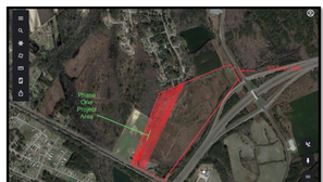 53 ACRE PROJECT IN PRINCEVILLE CONSISTS OF A NEW FIRE STATION AND AFFORDABLE HOUSING
