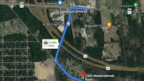 TWO KIDNAPPINGS IN 4 DAYS, 1 MILE APART IN - ROCKY MOUNT