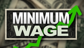 BILL INTRODUCED TO SENATE IN APRIL WILL INCREASE MINIMUM WAGE TO $10.35 IN JANUARY, $15 BY 2023