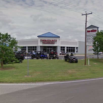 THIEVES STEAL ATV'S FROM ROCKY MOUNT MOTORSPORTS STORE