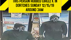 Sheriff's Office still investigating Dortches robbery case - Help identify suspect