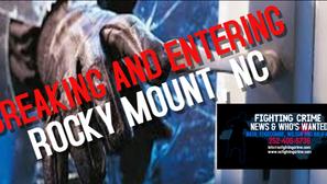 Three suspects attempt to break in Rocky Mount pawn shop
