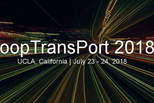 LoopTransPort 2018 - Exhibitor Package