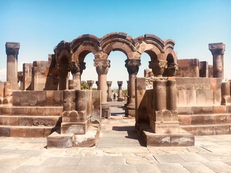 Forschung und Fortbildung für Armeniens Denkmäler