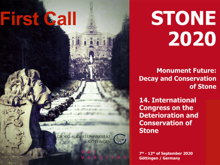 STONE2020 Call for abstracts
