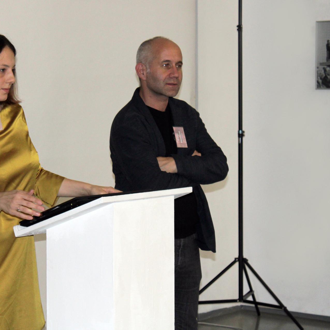 Lea Puglisi und Wanja Wedekind_Foto_Birg