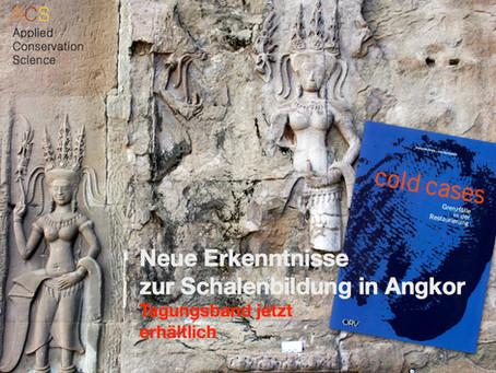 Neue Erkenntnisse zur Schalenbildung und experimentelle Konservierung der Sandsteine von Angkor/Kamb