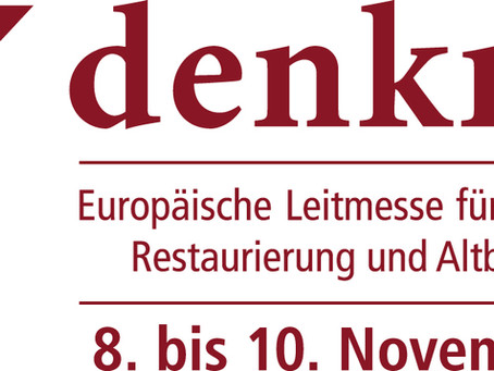 Starke Präsenz der Restaurierung auf der Denkmal-Messe in Leipzig