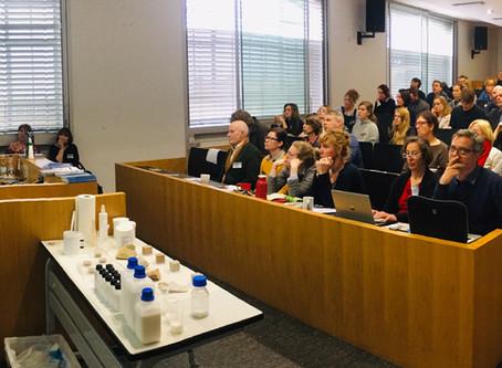 Nanokalk workshop und Tagung ausverkauft