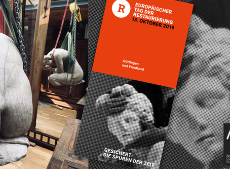 """Tag der Restaurierung: Soirée zur Restaurierung der """"Kauernden Venus"""" im Gartenatelier"""
