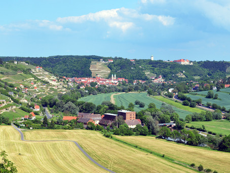 The Saale-Unstrut cultural landscape corridor project