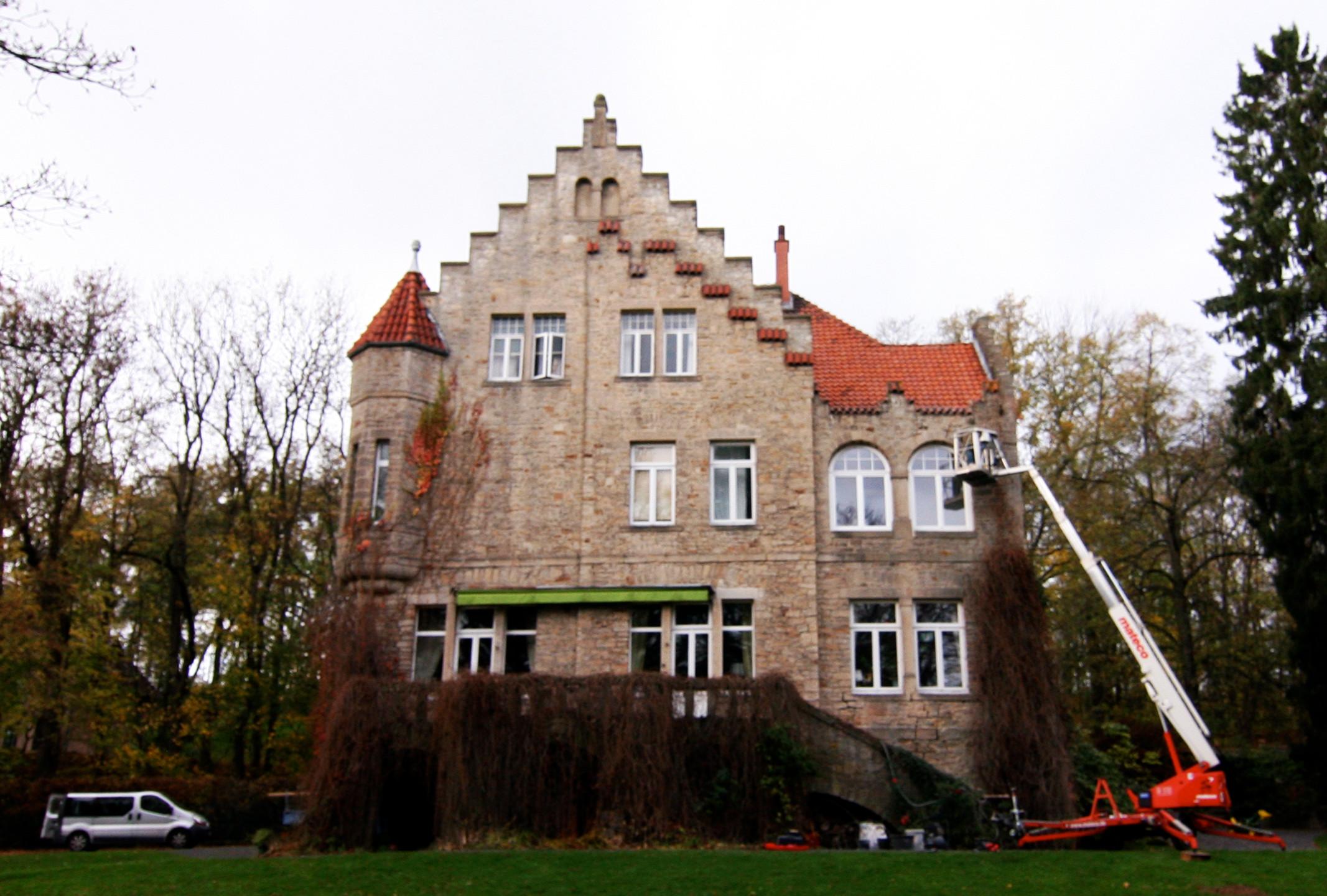 Löwenhagen_restauratorischer_Bauunterhalt
