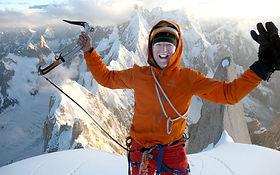 Richey on Link Sar summit, 8-5-19  P1012