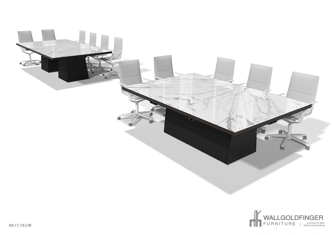 Summit Bridge Conference Table