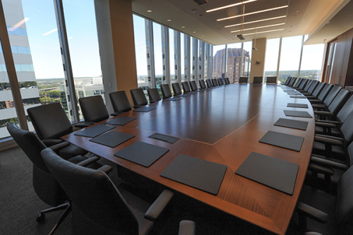 Boardroom tabless