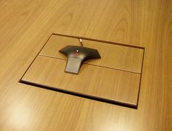 Table speaker phone options