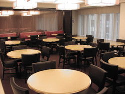 Dining and café tables