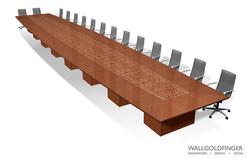 Reconfigurable tables